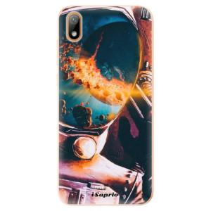 Silikonové odolné pouzdro iSaprio - Astronaut 01 na mobil Huawei Y5 2019