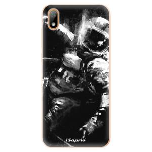 Silikonové odolné pouzdro iSaprio - Astronaut 02 na mobil Huawei Y5 2019