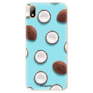 Silikonové odolné pouzdro iSaprio - Coconut 01 na mobil Huawei Y5 2019