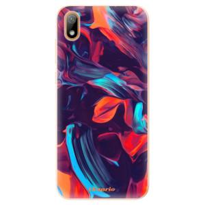 Silikonové odolné pouzdro iSaprio - Color Marble 19 na mobil Huawei Y5 2019