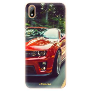 Silikonové odolné pouzdro iSaprio - Chevrolet 02 na mobil Huawei Y5 2019
