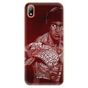 Silikonové odolné pouzdro iSaprio - Bruce Lee na mobil Huawei Y5 2019