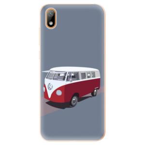 Silikonové odolné pouzdro iSaprio - VW Bus na mobil Huawei Y5 2019
