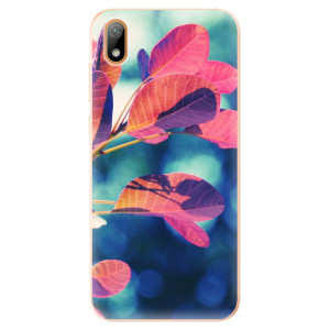 Silikonové odolné pouzdro iSaprio - Autumn 01 na mobil Huawei Y5 2019