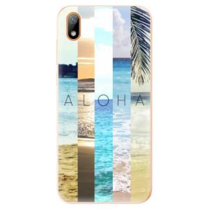 Silikonové odolné pouzdro iSaprio - Aloha 02 na mobil Huawei Y5 2019