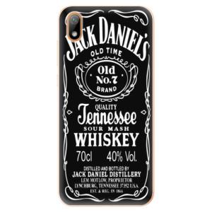 Silikonové odolné pouzdro iSaprio - Jack Daniels na mobil Huawei Y5 2019 - poslední kousek za tuto cenu