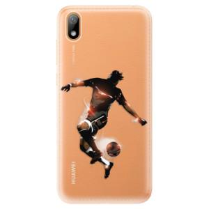 Silikonové odolné pouzdro iSaprio - Fotball 01 na mobil Huawei Y5 2019