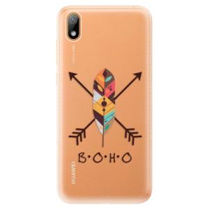 Silikonové odolné pouzdro iSaprio - BOHO na mobil Huawei Y5 2019