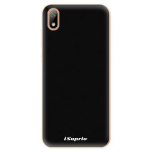 Silikonové odolné pouzdro iSaprio - 4Pure - černé na mobil Huawei Y5 2019