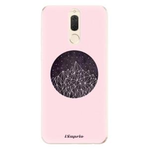Silikonové odolné pouzdro iSaprio - Digital Mountains 10 na mobil Huawei Mate 10 Lite
