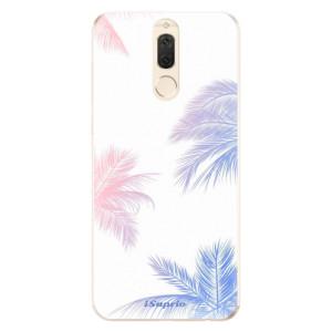 Silikonové odolné pouzdro iSaprio - Digital Palms 10 na mobil Huawei Mate 10 Lite