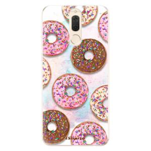 Silikonové odolné pouzdro iSaprio - Donuts 11 na mobil Huawei Mate 10 Lite