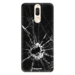 Silikonové odolné pouzdro iSaprio - Broken Glass 10 na mobil Huawei Mate 10 Lite