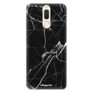 Silikonové odolné pouzdro iSaprio - Black Marble 18 na mobil Huawei Mate 10 Lite