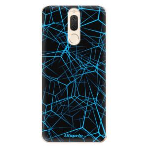 Silikonové odolné pouzdro iSaprio - Abstract Outlines 12 na mobil Huawei Mate 10 Lite