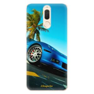 Silikonové odolné pouzdro iSaprio - Car 10 na mobil Huawei Mate 10 Lite
