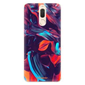 Silikonové odolné pouzdro iSaprio - Color Marble 19 na mobil Huawei Mate 10 Lite