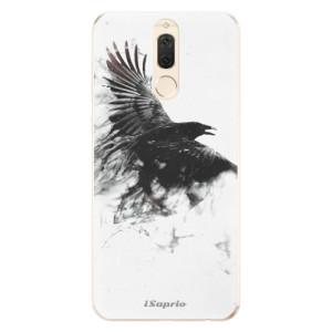 Silikonové odolné pouzdro iSaprio - Dark Bird 01 na mobil Huawei Mate 10 Lite