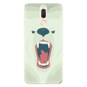 Silikonové odolné pouzdro iSaprio - Angry Bear na mobil Huawei Mate 10 Lite