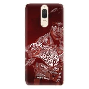 Silikonové odolné pouzdro iSaprio - Bruce Lee na mobil Huawei Mate 10 Lite