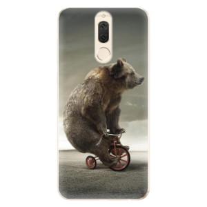 Silikonové odolné pouzdro iSaprio - Bear 01 na mobil Huawei Mate 10 Lite