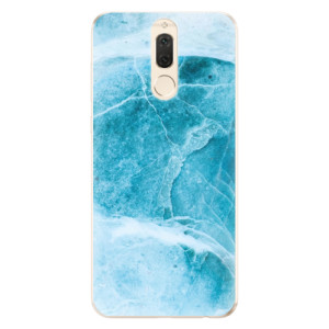 Silikonové odolné pouzdro iSaprio - Blue Marble na mobil Huawei Mate 10 Lite