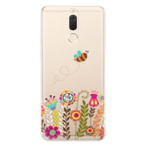 Silikonové odolné pouzdro iSaprio - Bee 01 na mobil Huawei Mate 10 Lite