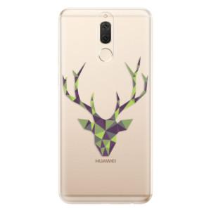 Silikonové odolné pouzdro iSaprio - Deer Green na mobil Huawei Mate 10 Lite