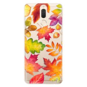 Silikonové odolné pouzdro iSaprio - Autumn Leaves 01 na mobil Huawei Mate 10 Lite