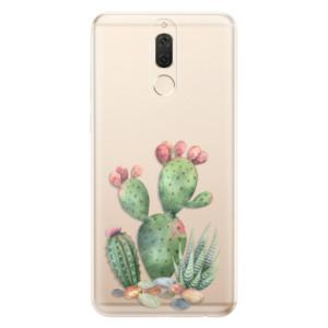 Silikonové odolné pouzdro iSaprio - Cacti 01 na mobil Huawei Mate 10 Lite