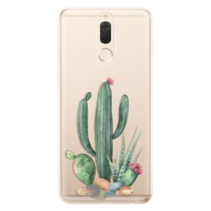 Silikonové odolné pouzdro iSaprio - Cacti 02 na mobil Huawei Mate 10 Lite