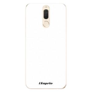 Silikonové odolné pouzdro iSaprio - 4Pure - bílé na mobil Huawei Mate 10 Lite