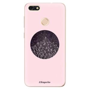 Silikonové odolné pouzdro iSaprio - Digital Mountains 10 na mobil Huawei P9 Lite Mini