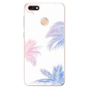 Silikonové odolné pouzdro iSaprio - Digital Palms 10 na mobil Huawei P9 Lite Mini