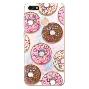 Silikonové odolné pouzdro iSaprio - Donuts 11 na mobil Huawei P9 Lite Mini