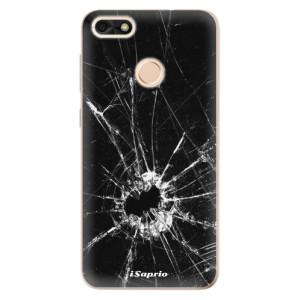 Silikonové odolné pouzdro iSaprio - Broken Glass 10 na mobil Huawei P9 Lite Mini
