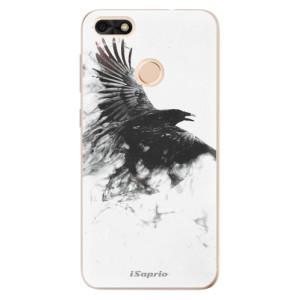 Silikonové odolné pouzdro iSaprio - Dark Bird 01 na mobil Huawei P9 Lite Mini