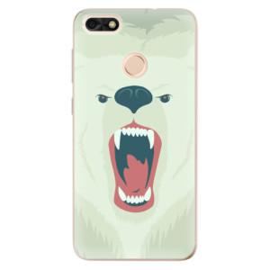 Silikonové odolné pouzdro iSaprio - Angry Bear na mobil Huawei P9 Lite Mini