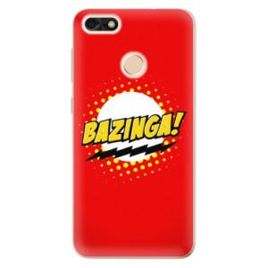 Silikonové odolné pouzdro iSaprio - Bazinga 01 na mobil Huawei P9 Lite Mini
