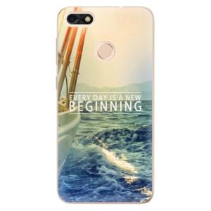 Silikonové odolné pouzdro iSaprio - Beginning na mobil Huawei P9 Lite Mini