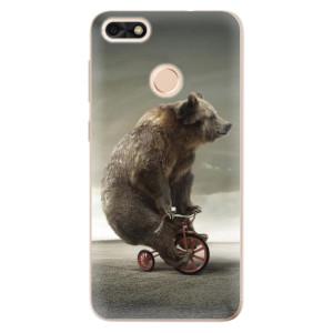 Silikonové odolné pouzdro iSaprio - Bear 01 na mobil Huawei P9 Lite Mini
