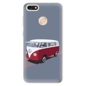 Silikonové odolné pouzdro iSaprio - VW Bus na mobil Huawei P9 Lite Mini