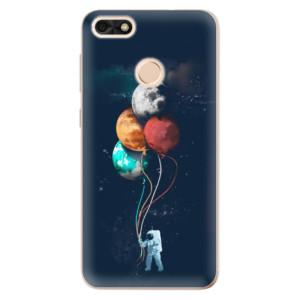 Silikonové odolné pouzdro iSaprio - Balloons 02 na mobil Huawei P9 Lite Mini