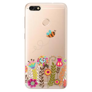 Silikonové odolné pouzdro iSaprio - Bee 01 na mobil Huawei P9 Lite Mini