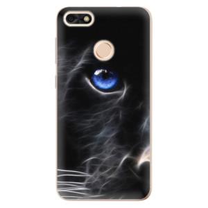 Silikonové odolné pouzdro iSaprio - Black Puma na mobil Huawei P9 Lite Mini