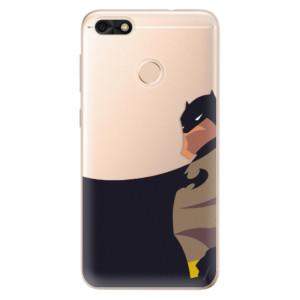 Silikonové odolné pouzdro iSaprio - BaT Comics na mobil Huawei P9 Lite Mini