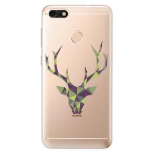 Silikonové odolné pouzdro iSaprio - Deer Green na mobil Huawei P9 Lite Mini