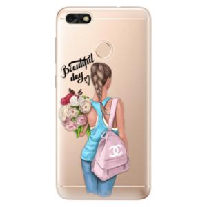 Silikonové odolné pouzdro iSaprio - Beautiful Day na mobil Huawei P9 Lite Mini