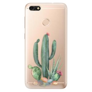 Silikonové odolné pouzdro iSaprio - Cacti 02 na mobil Huawei P9 Lite Mini