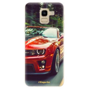 Silikonové odolné pouzdro iSaprio - Chevrolet 02 na mobil Samsung Galaxy J6
